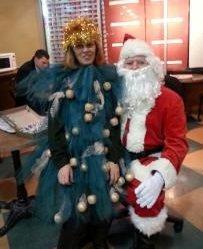 Père-Noël et Lutins